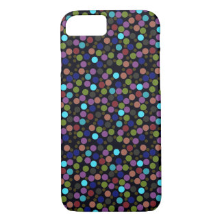 polka dots texture iPhone 8/7 case