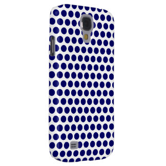 Polka Dots Tiled Galaxy S4 Case
