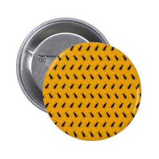 Polka Dotted Beetles 6 Cm Round Badge