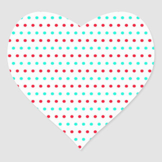 polka hots dots scores gepunktt dab peas pünk heart sticker