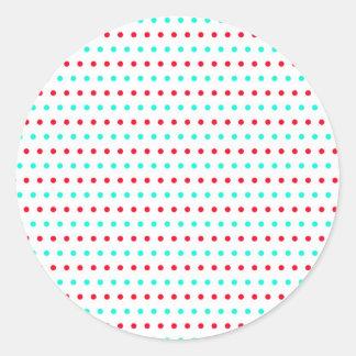 polka hots dots scores gepunktt dab peas pünk sticker