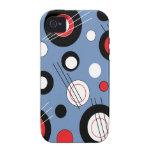 Polka Light iPhone 4 Cases