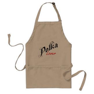 Polka Lover Aprons