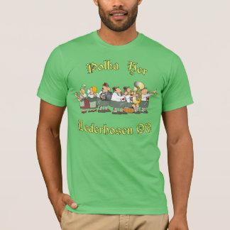 Polka Yer Lederhosen Off! 2 T-Shirt