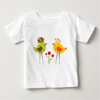 polkadot bird 2 baby T-Shirt