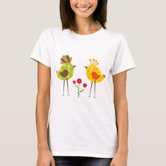 polkadot bird 2 T-Shirt
