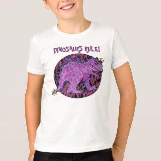 Polkadot Dinosaur T-Shirt