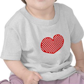 Polkadot Heart T-shirt