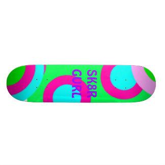 PolkaDotPower, SK8R GURL Skate Board Decks