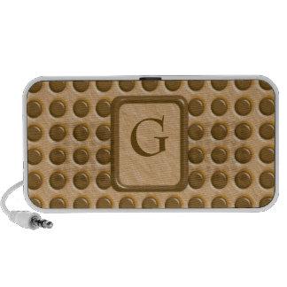 Polkadots - Chocolate Peanut Butter Mp3 Speaker