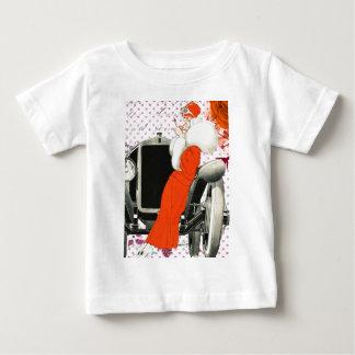 polkadots flapper t-shirts