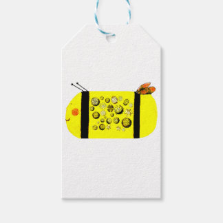 Pollen Bee Gift Tags