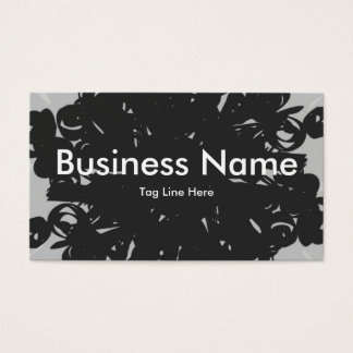 Pollen Heart Business Card