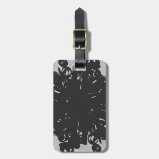 Pollen Heart Luggage Tag