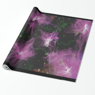 Pollen Wrapping Paper