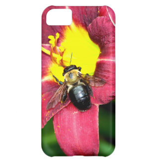 Pollinating Bee iPhone 5C Case