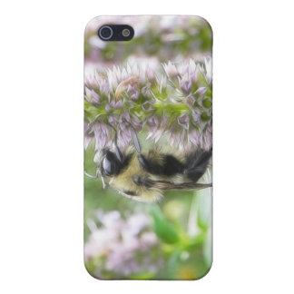 Pollination – Bumblebee on Agastache Cases For iPhone 5