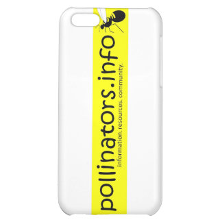 pollinators info iphone case 1 iPhone 5C cases