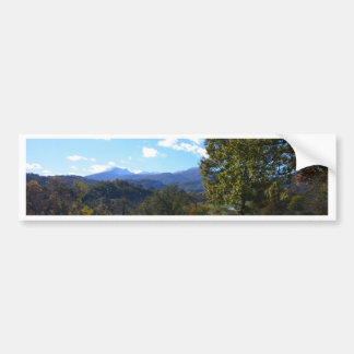 Pollino National Park Bumper Sticker