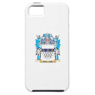 Pollins Coat of Arms - Family Crest iPhone 5 Cover