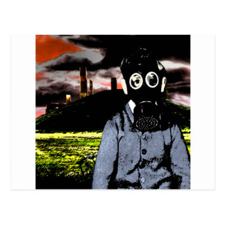 Polluted Post Cards