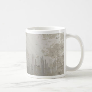 Pollution Basic White Mug
