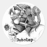 Pollution, DubStep Sticker