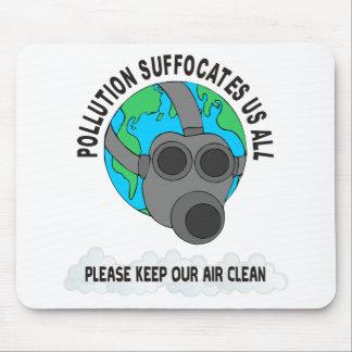 POLLUTION MOUSEPADS