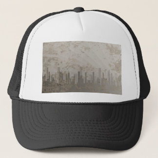 Pollution Trucker Hat
