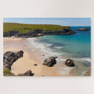 Polly Joke Beach 1014 Piece Puzzle