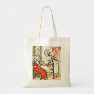 Polly Put the Kettle On Kate Greenaway Bag