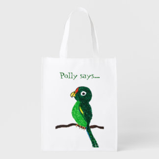 Polly says... Reusable Bag