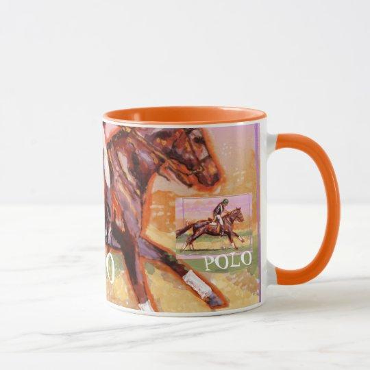 Polo Amoroso Mug