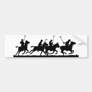 Polo Bumper Sticker