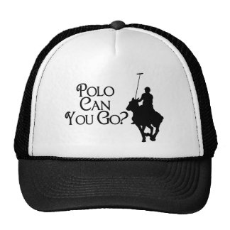 Polo Can You Go Trucker Hat