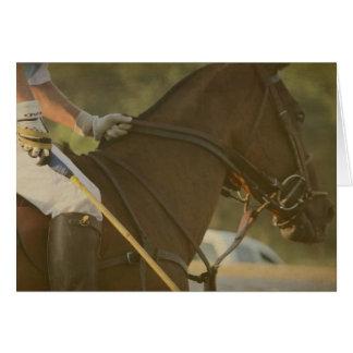 Polo Horse Card