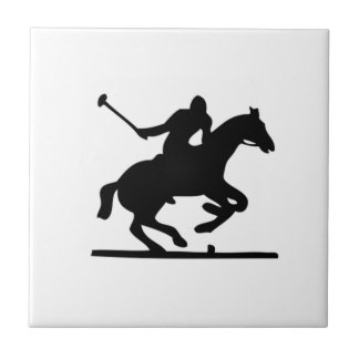 Polo Horse Tile