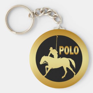 POLO KEY RING