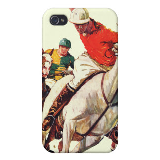 Polo Match Cover For iPhone 4