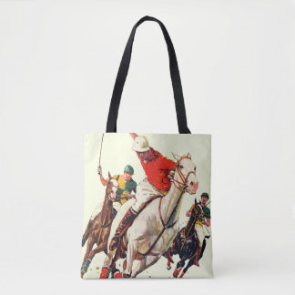 Polo Match Tote Bag