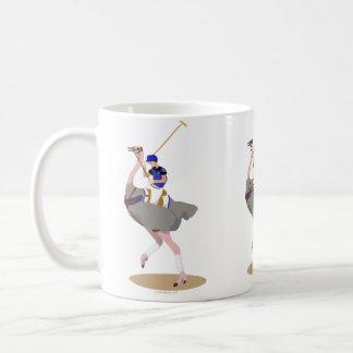 Polo Ostrich Coffee Mug
