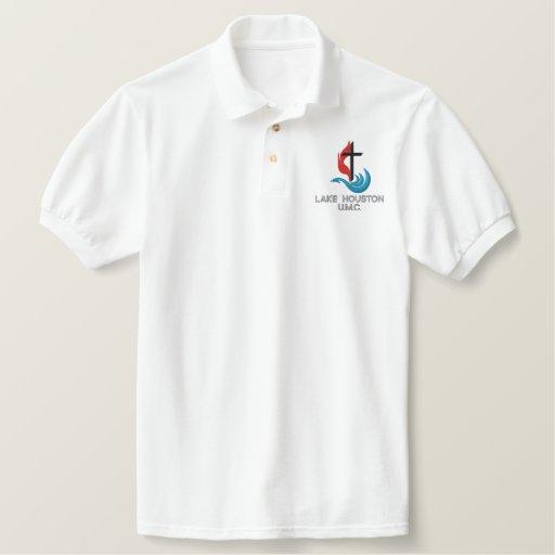 Polo Shirt - Embroidered - LHUMC