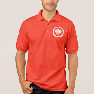 Polo Shirt Red Large