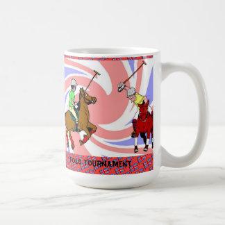 Polo Tournament Coffee Mug