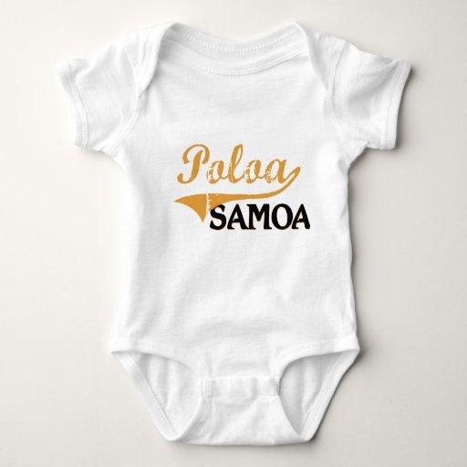 Poloa Samoa Classic Tshirt