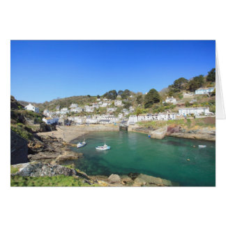 Polperro Card