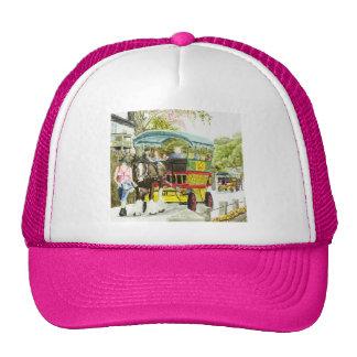 'Polperro Horse Bus' Hat