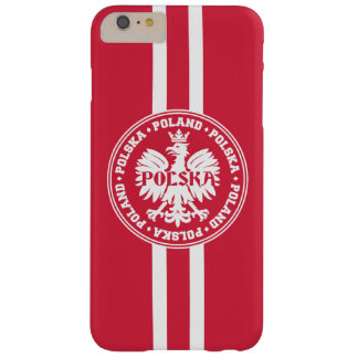 Polska Crowned Eagle Symbol Barely There iPhone 6 Plus Case