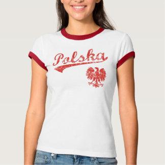 Polska Eagle Sport Style T-Shirt