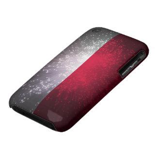 Polska flaga iPhone 3 covers